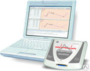 Cardiograph,  doppler,  encephalograph,  miograph,  rheograph,  Lismore